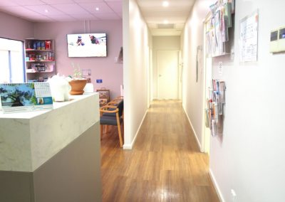 Practice Hallway - Harris Dental Esperance