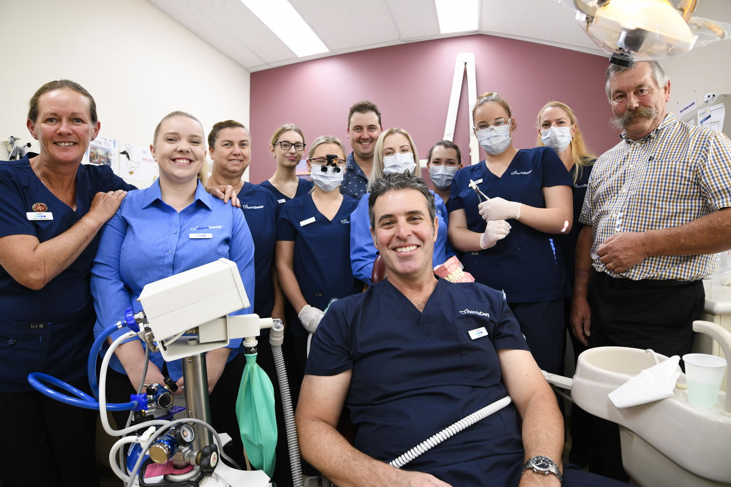 Harris Dental Team in Esperance