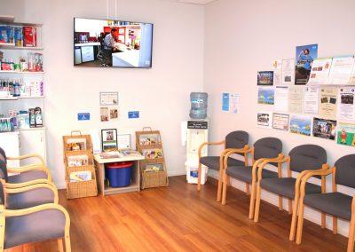 Waiting Room - Harris Dental Esperance