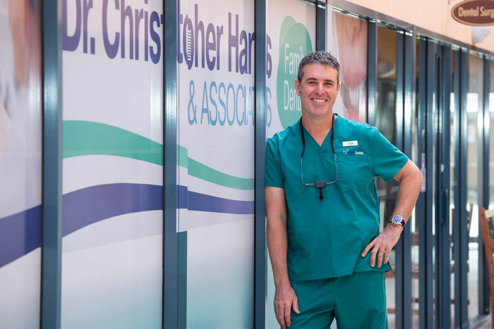 Esperance Dentist - Dr Christopher Harris (BDSc)