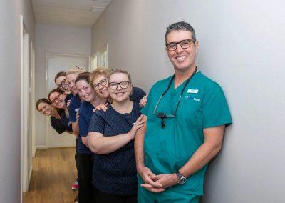 Harris Dental Team